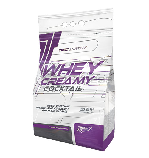 WHEY CREAMY COCTAIL – 2275 гр.