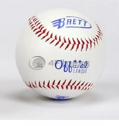 Топка за бейзбол BRETT BROS. Hard official