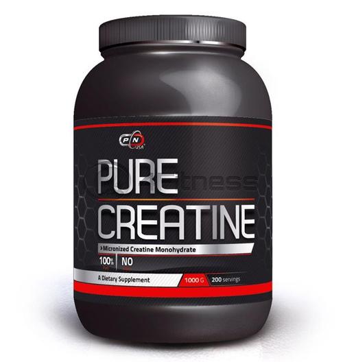 100% Pure Creatine – 1000 gr.