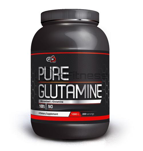100% Pure Glutamine – 1000 gr.