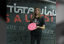 Видео ревю с Христина Костова – Въртящ се диск на австрийската фирма Spartan
