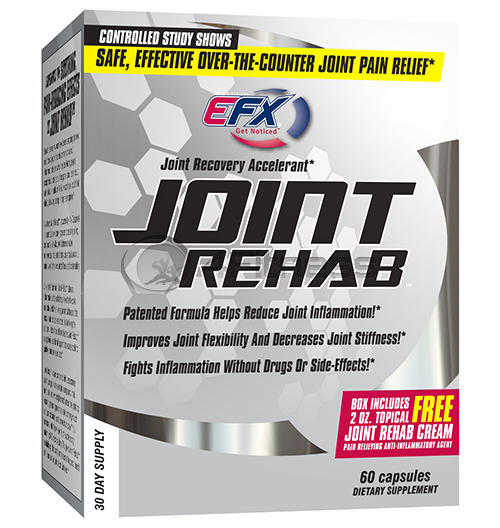 Joint Rehab Kit 60 caps.