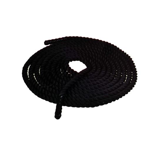 Фитнес въже Power Rope Black