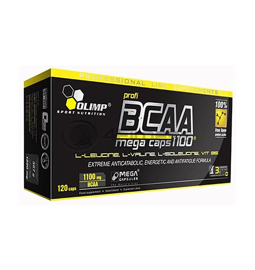 Mega BCAA – 900 caps. x 1000 mg.