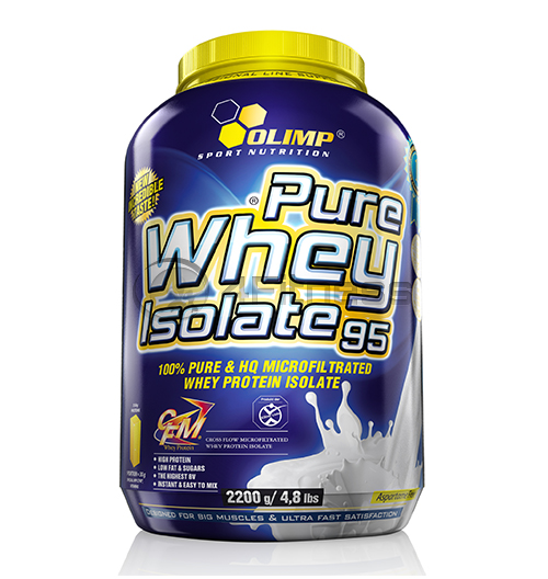 Pure Whey Isolate 95 – 2200 gr.