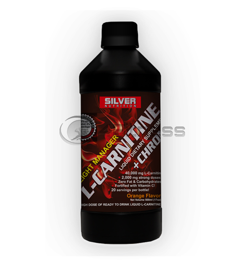 Liquid L-Carnitine – 500 ml.