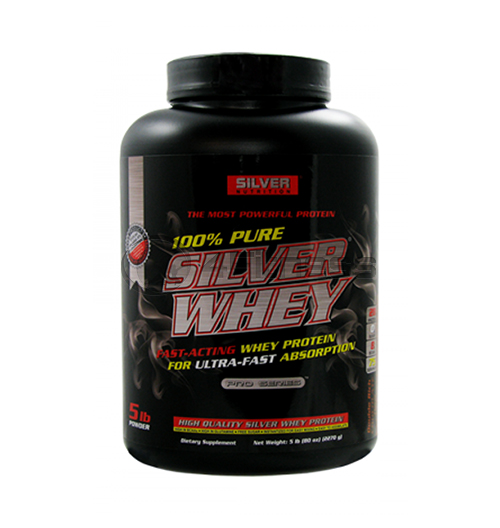 100% Pure Silver Whey – 2250 gr.