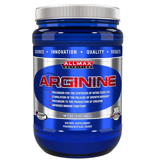 Allmax Arginine – 400 gr.