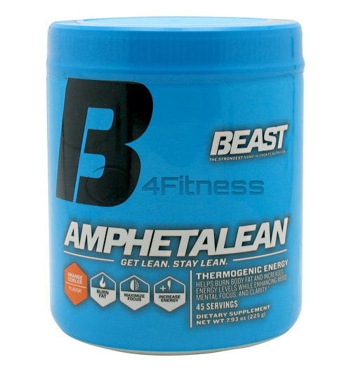 BEAST AmphetaLean Orange Cooler – 225 gr.