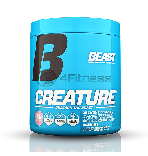 BEAST Creature Powder Citrus – 300 gr.