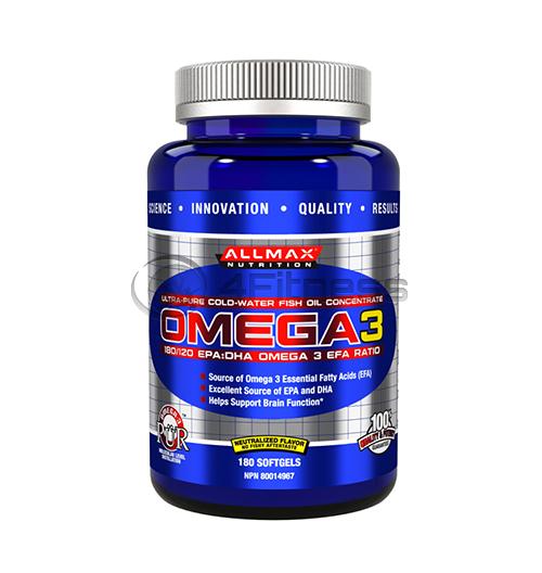 Omega 3 – 180 caps.