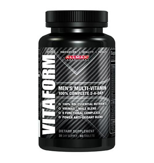 Vitaform Multi Vitamins – 60 caps.