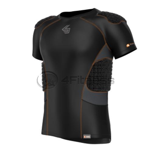 Защитна блуза с къс ръкав Core ShockSkin 5-Pad Shirt