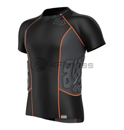 Защитна блуза с къс ръкав Ultra ShockSkin 3-Pad Impact Shirt