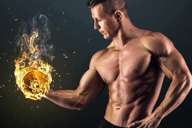 Качване на мускули