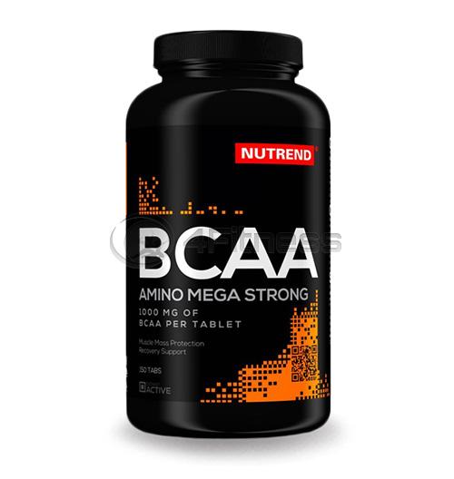 AMINO BCAA mega strong tabs 150 tabs