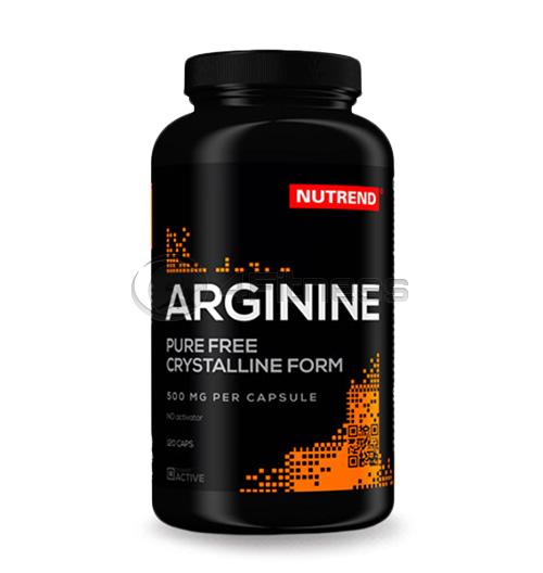 ARGININE-120-caps