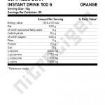 COMPRESS-BCAA-INSTANT-DRINK-500-g-oragen-etiket