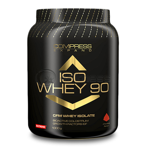 COMPRESS ISO WHEY 90 1000 g