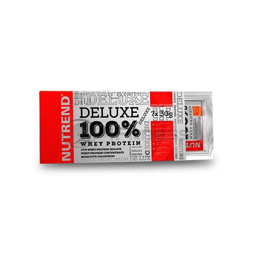 DELUXE 100% WHEY 7x 30 g