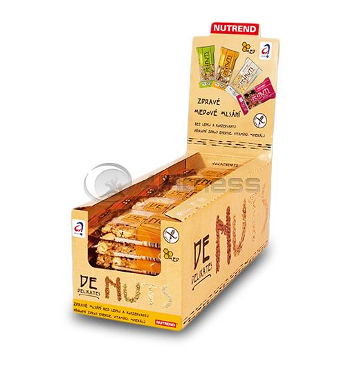 DE-NUTS BARS 35×35 g
