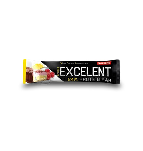EXCELENT PROTEIN BAR DOUBLE 18×85 g