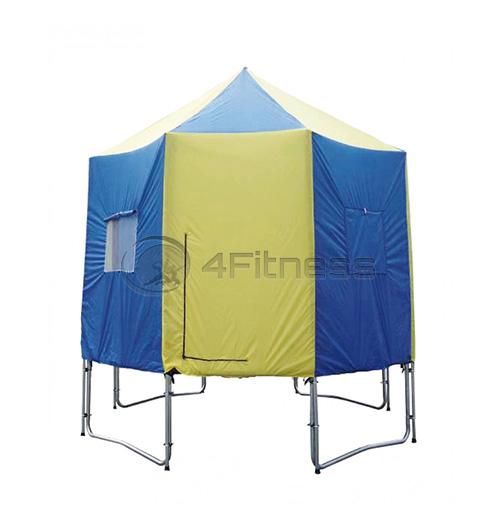 Палатка за трамплин 244см
