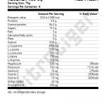 REGENER-450-g-etiket