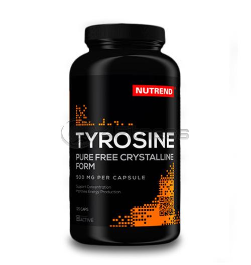 TYROSINE-120-caps