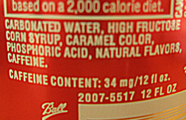 high-fructose