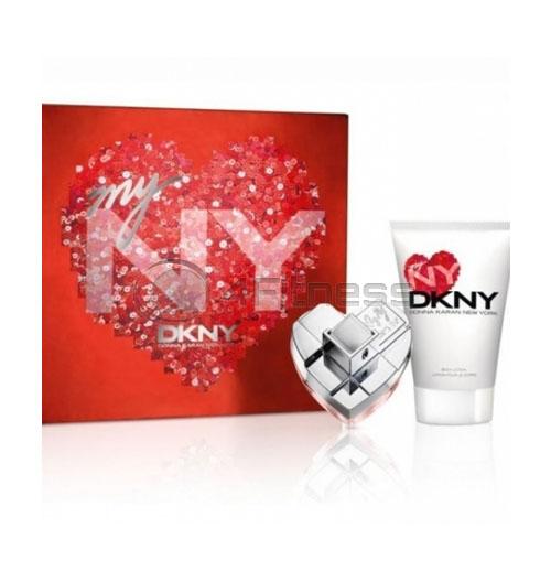 DKNY My NY EDP 30 ml + BM 100 ml D  SET