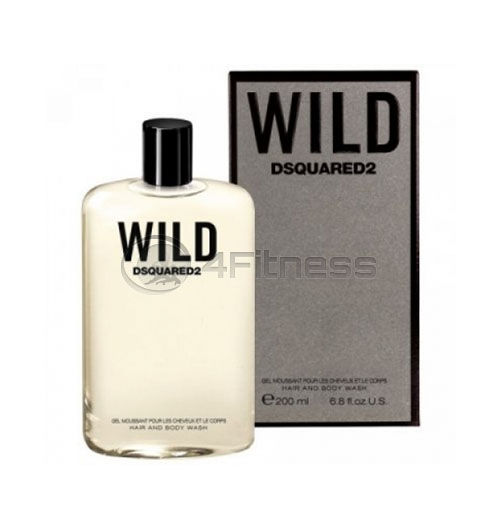 Dsquared Wild Shower Gel 200 ml H