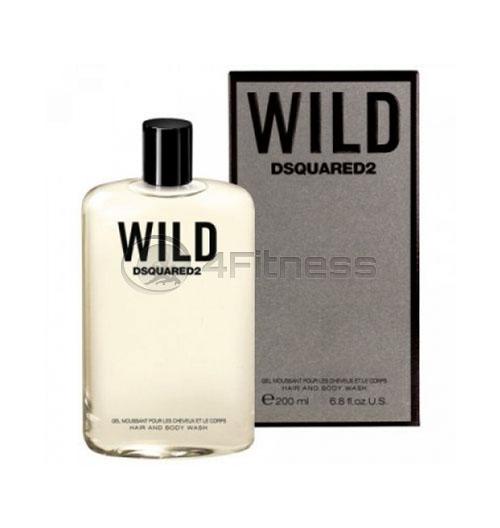 Dsquared Wild Shower Gel 200 ml H