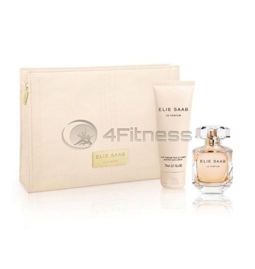 Elie Saab Le Parfum EDP 50 ml + BL 75 ml + несесер D  SET
