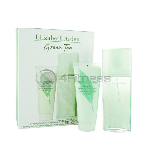 Elizabeth Arden Green Tea- парфюм за жени 100 мл.+ лосион за тяло 100 мл.