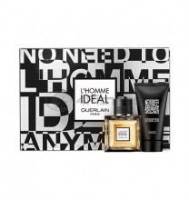 Guerlain L' Homme Ideal EDT 100 ml + SG 75 ml + Несесер H SET
