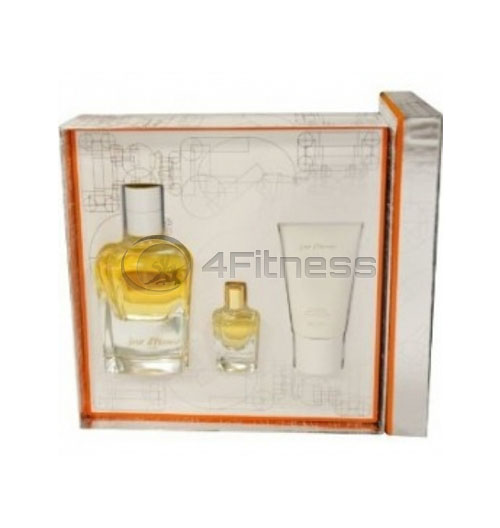 Hermes Jour D' Hermes- парфюм за жени 85 мл.+ лосион за тяло 30 мл.+7,5 мл.