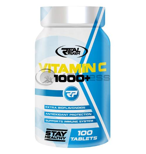 Vitamin C 1000+ 100 tabs