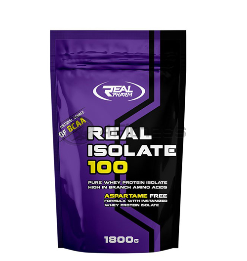 Real Isolate 100 1800g