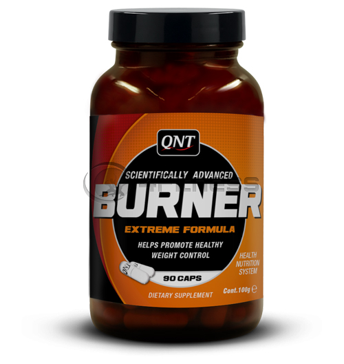 Burner 90 caps