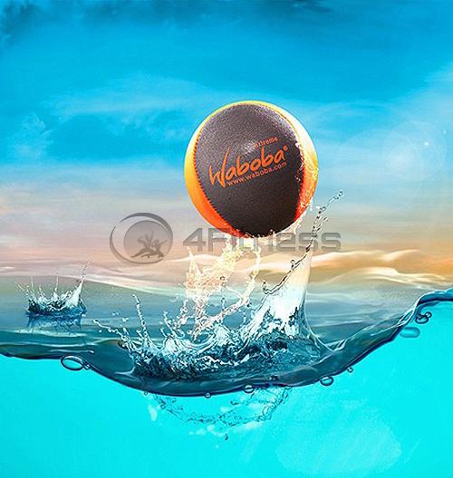 Топка за водни забавления Waboba Extreme