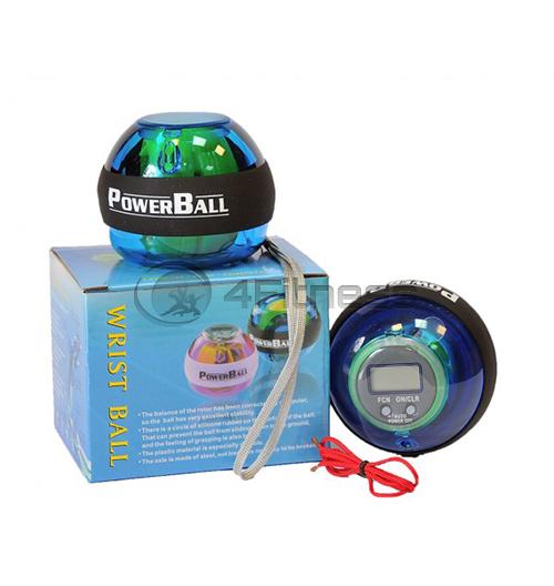 Powerball с дигитален брояч и компютър