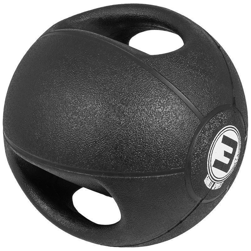 Медицинска топка с двоен захват