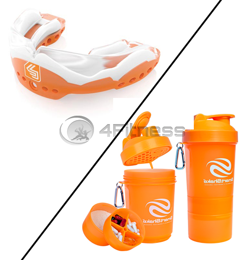 Promo COMBO Ultra II STC + Smart Shake NEON Orange