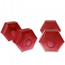 Хексагонални гири Addie 2 х 1 кг - чифт