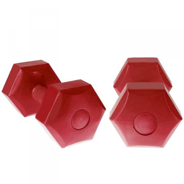 Хексагонални гири Addie 2 х 1 кг – чифт