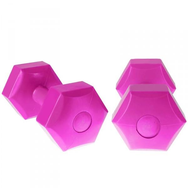 Хексагонални гири Addie 2 х 2 кг – чифт