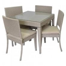 Градински столове с маса Filippo - комплект