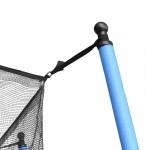 Комплект батут/трамплин 427 см. с вътрешна мрежа + стълба
