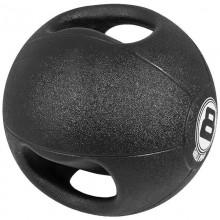 Медицинска топка с двоен захват - 8 кг.